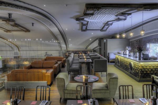 Grosvenor Cafe Glasgow Interior