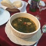 Armenian Chicken Soup