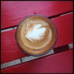 Gasoline Alley Coffee_cortado
