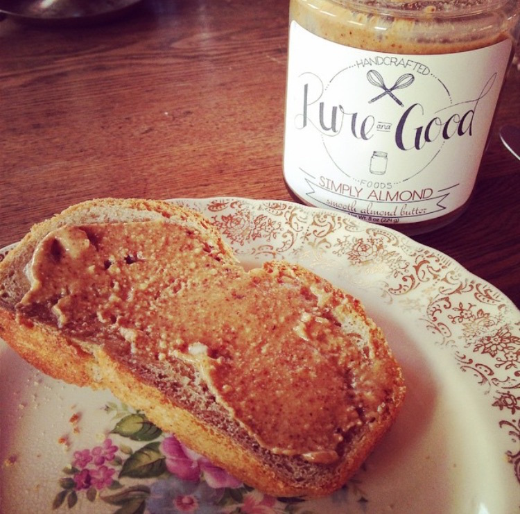 Pure and Good Foods_Toast